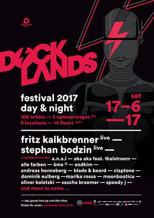 Docklands 2017 - Day & Night