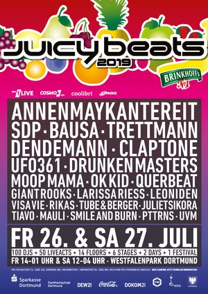 Juicy Beats Festival 2019