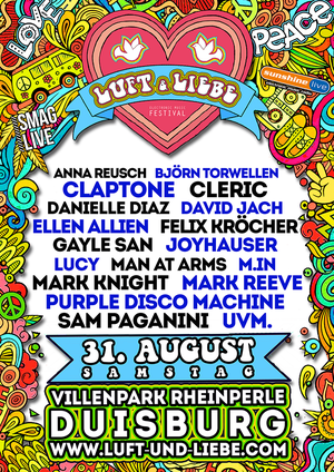 Luft & Liebe Festival 2019 Vol. I